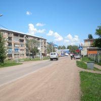 Шарлык, улица Советская, Шарлык