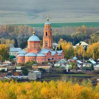 Михайло-Архангельская церковь в с.Шарлык., Шарлык