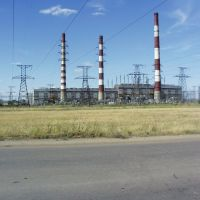 Ириклинская ТЭЦ, Iriklinskaj electric power-station, Энергетик