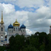 Спасо-Преображенский собор и Троицкая церковь, г. Болхов, Болхов