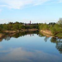 река Нугрь, Болхов