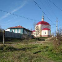 Афанасьевская церковь, Болхов