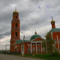 Георгиевская церковь, Болхов, Орловская область, Болхов