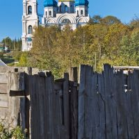 Собор и забор, Болхов