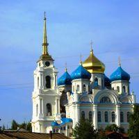 Спасо-Преображенский собор (Spaso-Preobrazhenskiy Cathedral), Болхов
