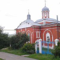 Церковь Рождества Христова, Болхов