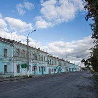 улица Тургенева, Болхов