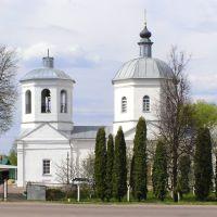 Церковь в Глазуновке (Church in Glazunovka), Глазуновка