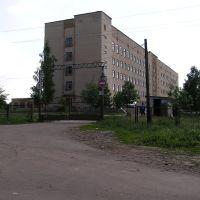 Больница в Глазуновке (Hospital Glazunovka), Глазуновка