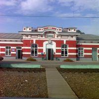 Вокзал Змиевка 2009г., Змиевка