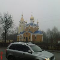 церковь в Змиевке, Змиевка