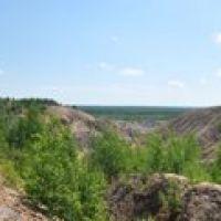 """""""Большая песочница"""" панорама  """"The big sandbox"""" a panorama, Знаменское"""