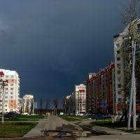 Новая улица, Знаменское