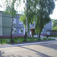 ул.Пионерская, Колпны