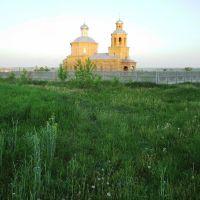 церковь п.Колпна, Колпны