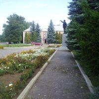 ул.Торговая(РОНО), Колпны