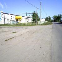 ул Интернациональная(масло-завод), Колпны