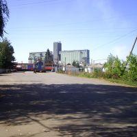 Элеватор, Колпны