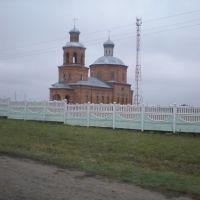 Церковь, Колпны