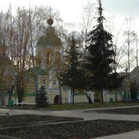 the church, Ливны
