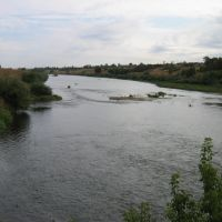река Сосна перекаты, Ливны
