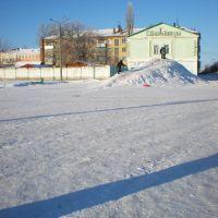 Главная площадь, Ливны