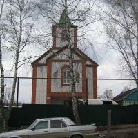 пресвиторианская  церковь 17.4.11, Ливны