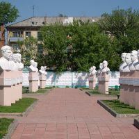 Памятники, Ливны