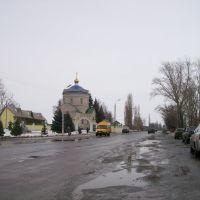 Ливны. Улица Воронежская, Ливны