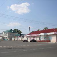 Центральная площадь, Малоархангельск