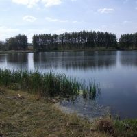 Пруд, Малоархангельск