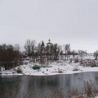Устье р. Мцены, Мценск