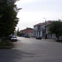 Улица Мценска, Мценск