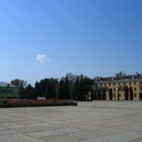 Площадь, Мценск