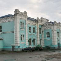 Здание вокзала Мценск, Орловская область, Мценск