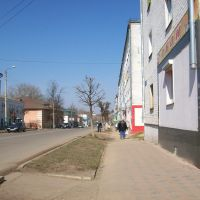 Мценск. Улица Мира, Мценск