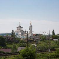 Храм апостолов Петра и Павла (Введения Пресвятой Богородицы), Мценск