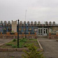 Новосиль, кафе Молодежное, Новосиль