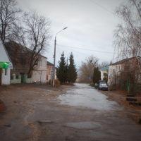 Новосиль. Улица., Новосиль
