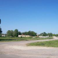 Новосиль. Северная окраина, Новосиль