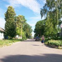 Новосиль. Улица Маркса, Новосиль