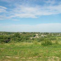 Новосиль. Долина Зуши, Новосиль