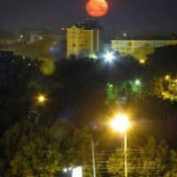 Закат Луны, Орел