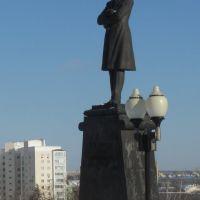 Памятник Бунину, Орел