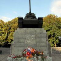 Памятник Освободителям Орла, Орел