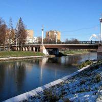 Вид на Александровский мост, Орел