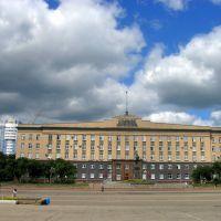 Площадь Ленина, Орел
