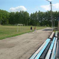 Стадион, Хомутово