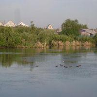 Красное озеро, Хотынец
