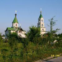 Церковь п.Хотынец, Хотынец